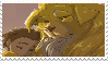 The Tibetan Dog Fan Stamp 2 by DragonHeartLuver
