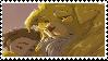 The Tibetan Dog Fan Stamp 2 by DragonHeartLuver