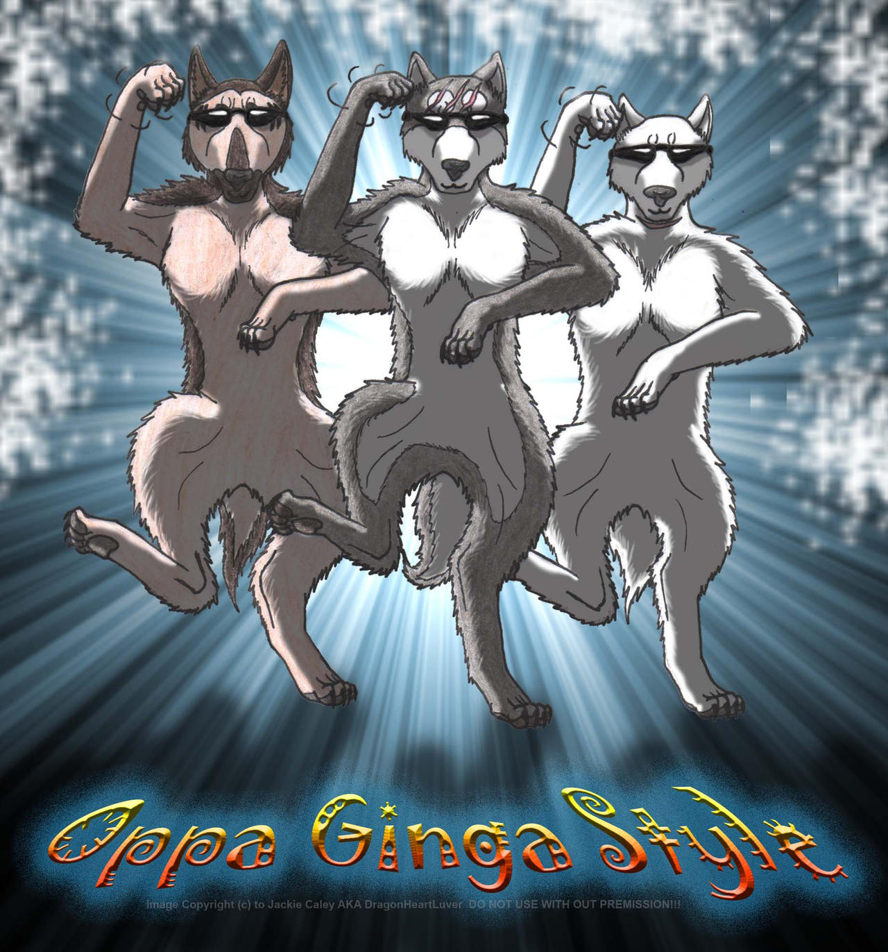 Oppa Ginga Style by DragonHeartLuver