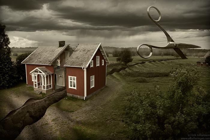 Digital Art #27 by Erik Johansson