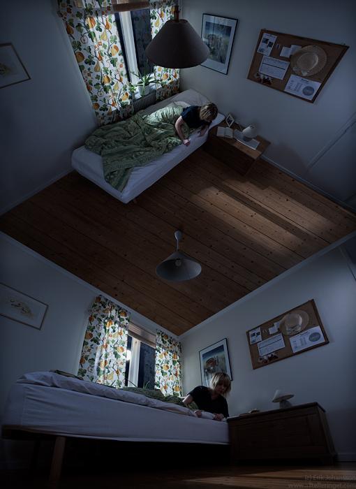 nightmare perspective by alltelleringet