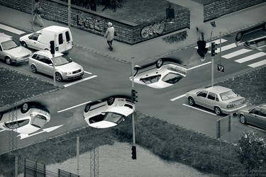 Common sense crossing by alltelleringet