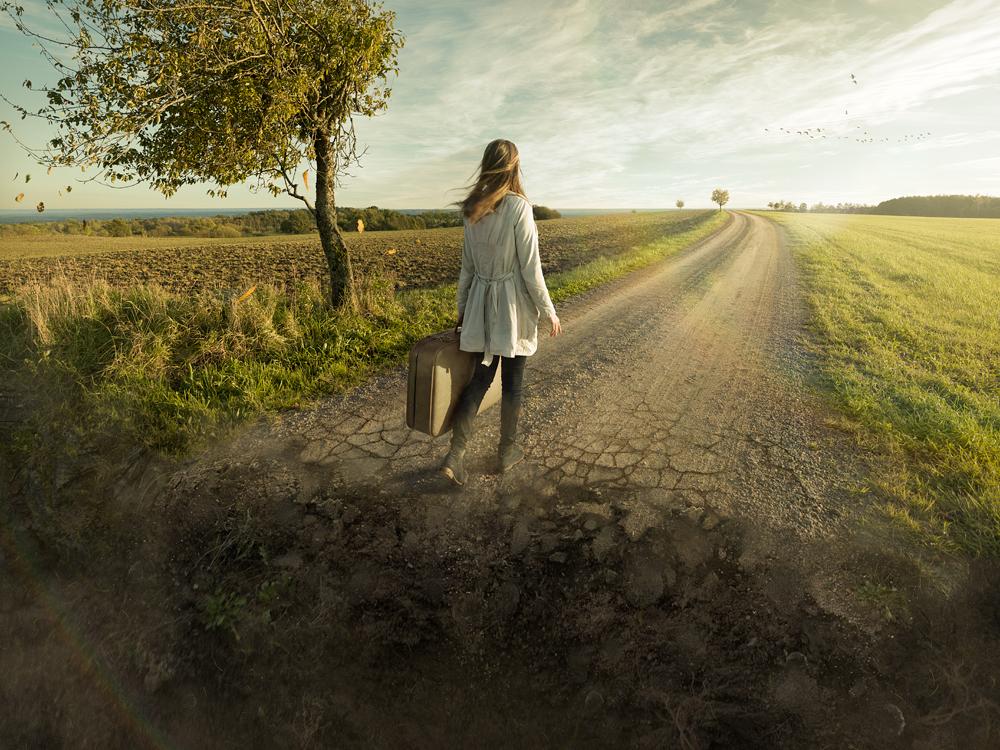 Don't look back by alltelleringet