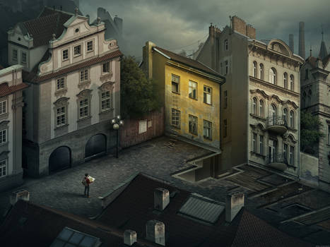Under the Corner by alltelleringet