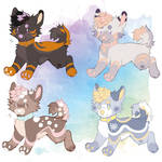 Cheap Canine Adopts OPEN