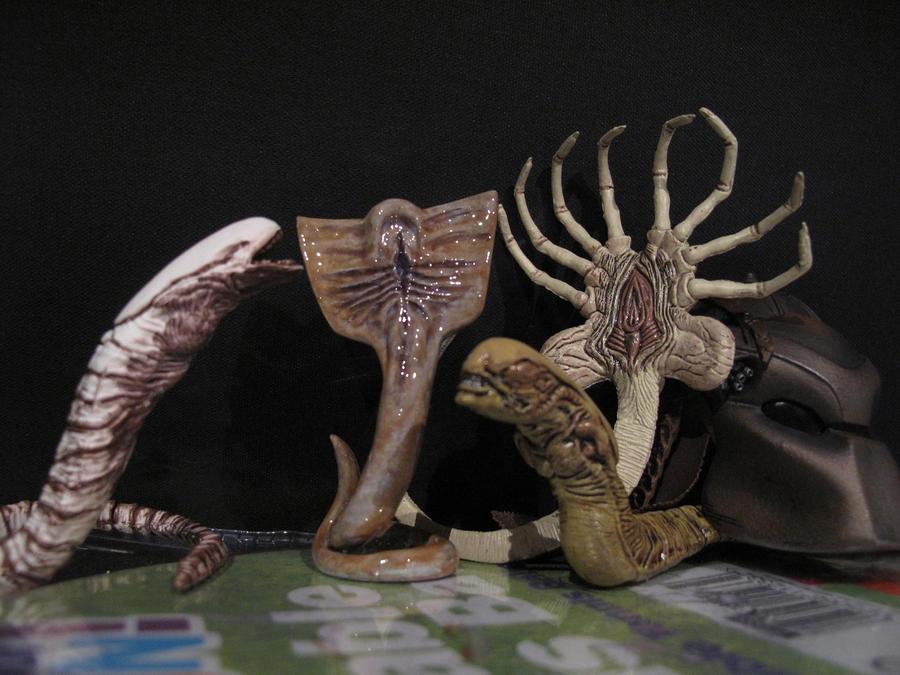 1/6 prometheus Xenocobra snake 3 by jaztermareal