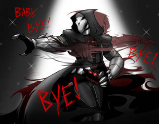 Reaper, Bye bye bye by Inverted-Mind-Inc