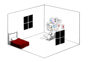 His Room Inside