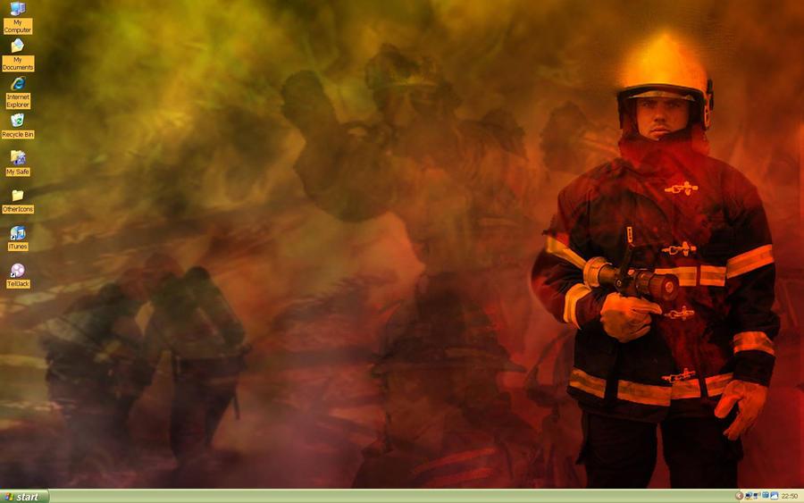 Firemen Wallpaper By Wilby118 On Deviantart