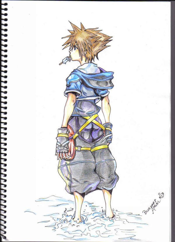 kh2 how to break sora