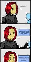 Mass Effect: Inventory Issues by bookwormcat