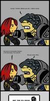 Mass Effect 2: Naming Grunt