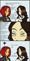 Mass Effect 2: An Apology from Miranda