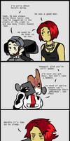 Mass Effect 3: Remembering Mordin by bookwormcat