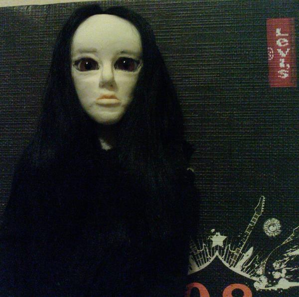 Joey Jordison Doll - mini Joey by aloisthedamned on DeviantArt