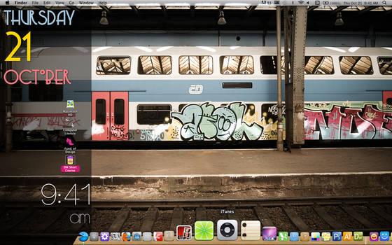 Graffiti Geektool Screenshot