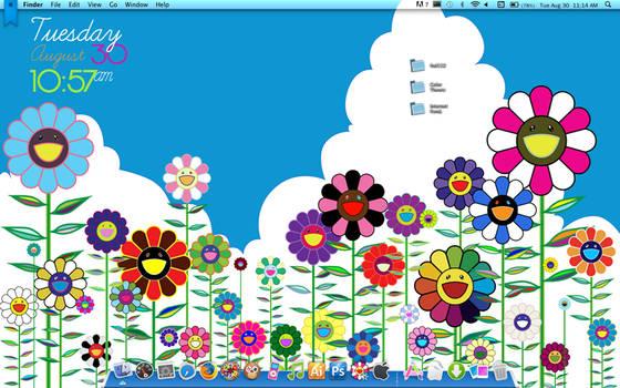 Murakami Flowers Screenshot