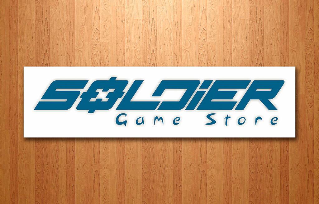 Logo Soldier Game Store by bordieri on DeviantArt