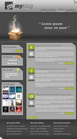 Wordpress Blog by Pinpoint-Designs