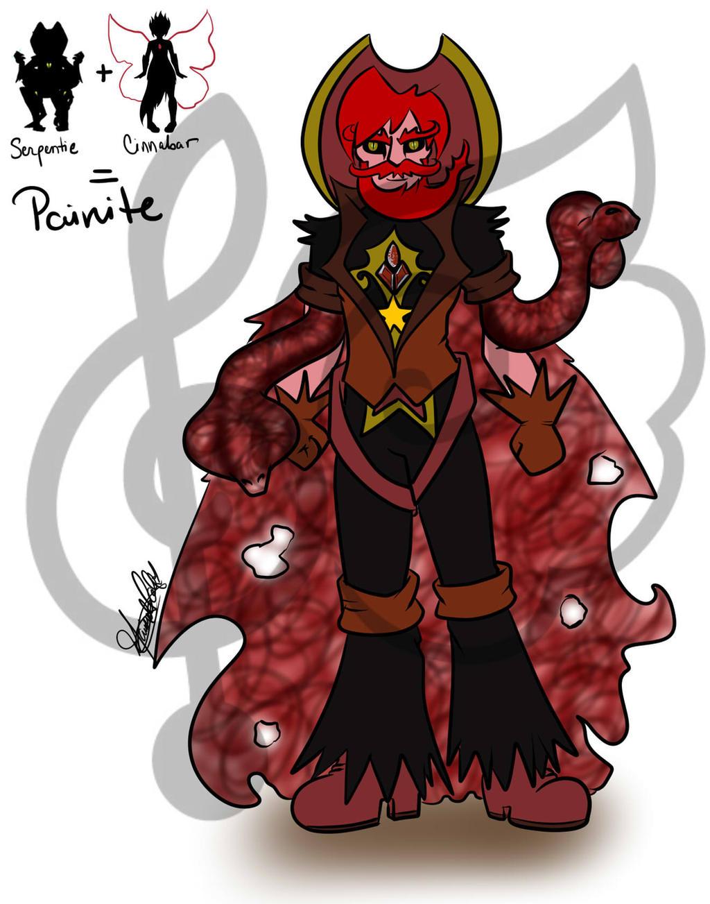 Painite Steven Universe