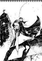 Zorro by FrancescoIaquinta
