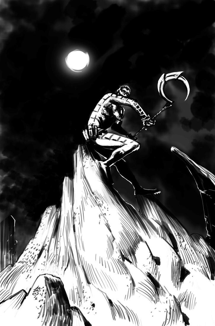 shadowman by FrancescoIaquinta