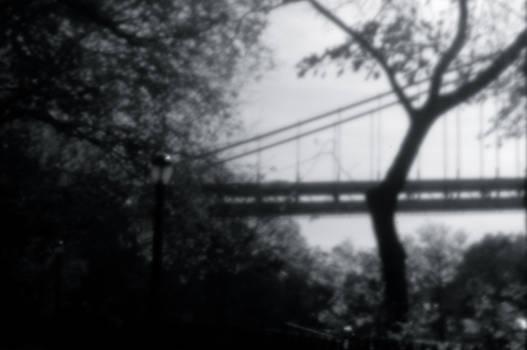 Digital Pinhole: Verrazano Bridge