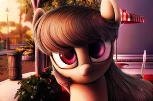 Yes? by Chryseum