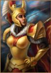 DotA 2,  Tresdin, the Legion Commander