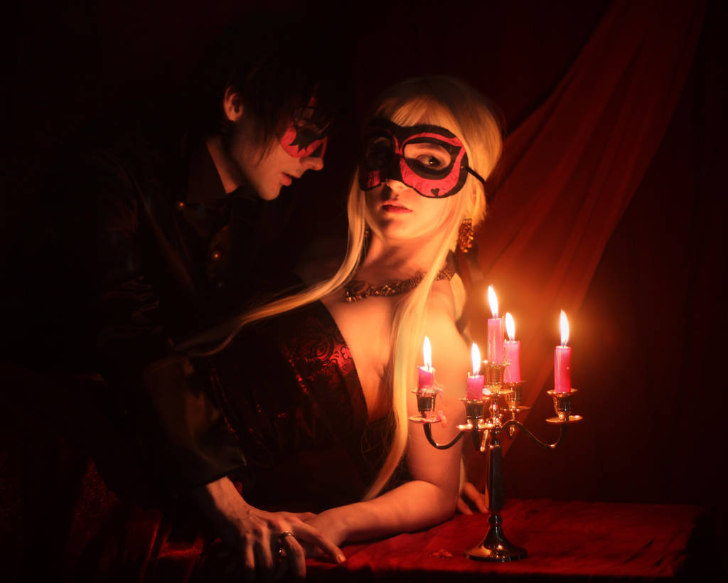 room of lust by Gennadia