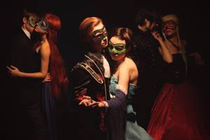 dance! my guest! by Gennadia