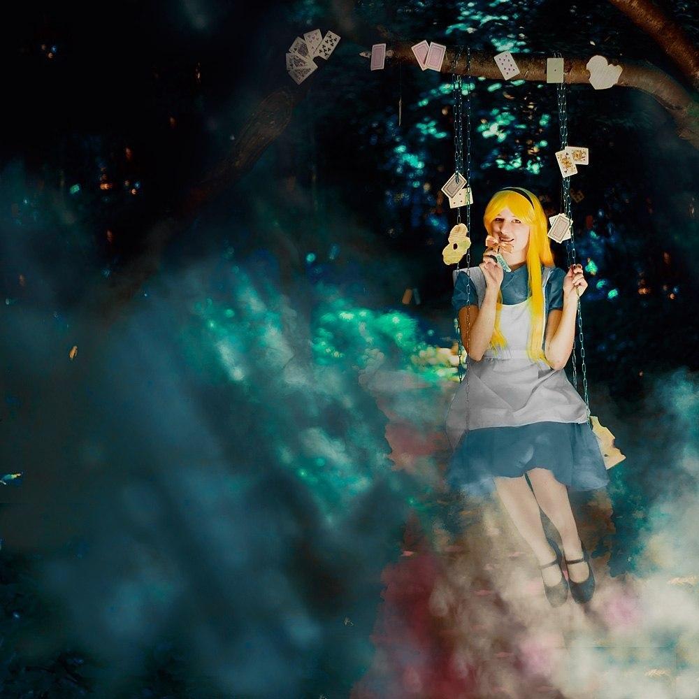 Alice in Wonderland by Gennadia