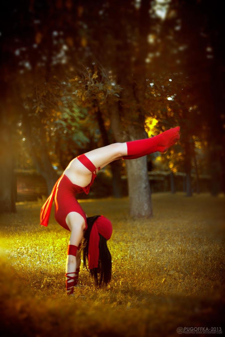 Marvel. Elektra by Gennadia