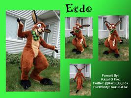 Meet Eedo! by Kazulgfox