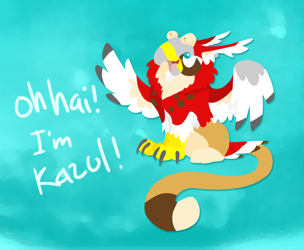 Oh Hai Kazul by Kazulgfox