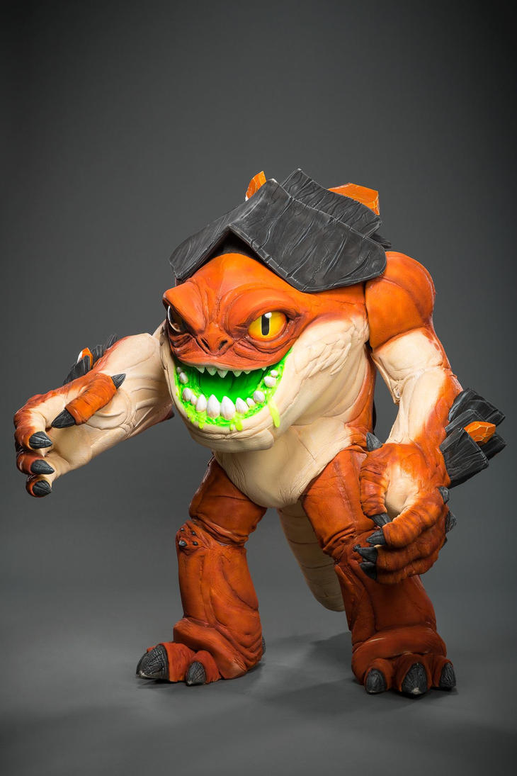 Blizzcon 2105 official Goren photo by Kazulgfox