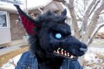 Female Worgen Death Knight -Varaform head build