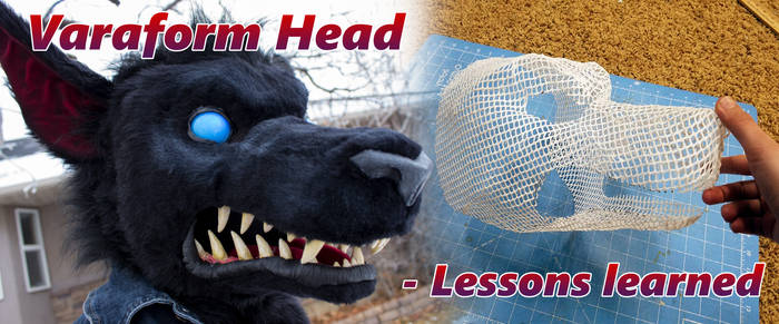Varaform Head build -Lessons learned (review) by Kazplay