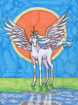 Sailor Moon - Pegasus