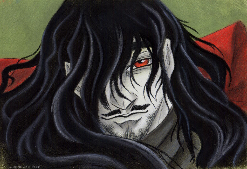 Alucard - Pastels by Spirit-of-Laharah