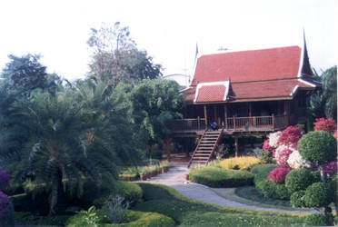 Thai House by brownystock