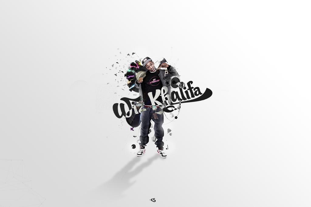 Wiz Khalifa by a2iFolio