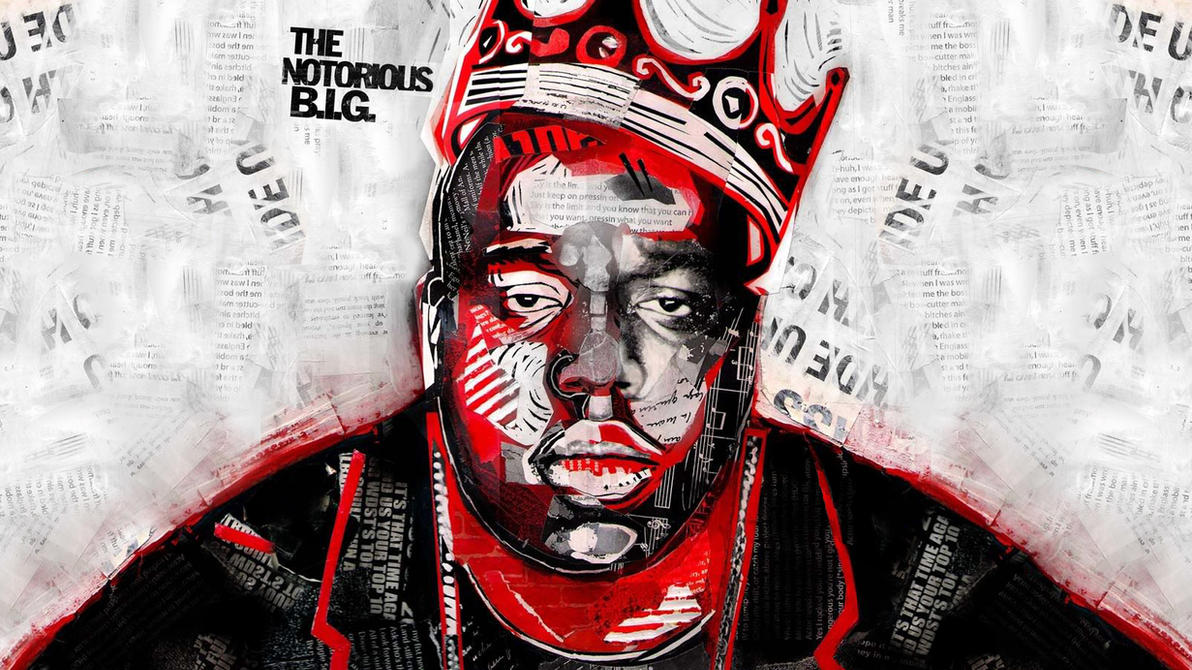 Notorious BIG Wallpaper By Feenster64