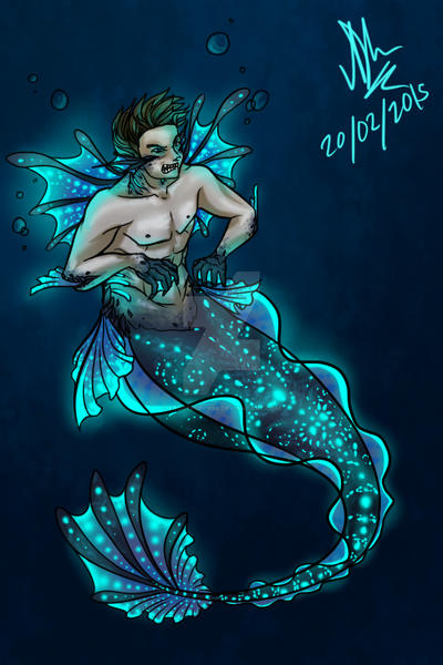 Out of the Deep MerCas by FrostPuppy96