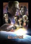 Battlestar Galactica Movie Poster