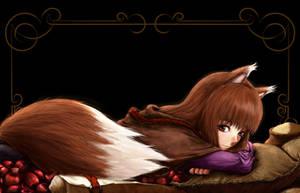 Kenrou Horo :-wheaten tail: by A-231