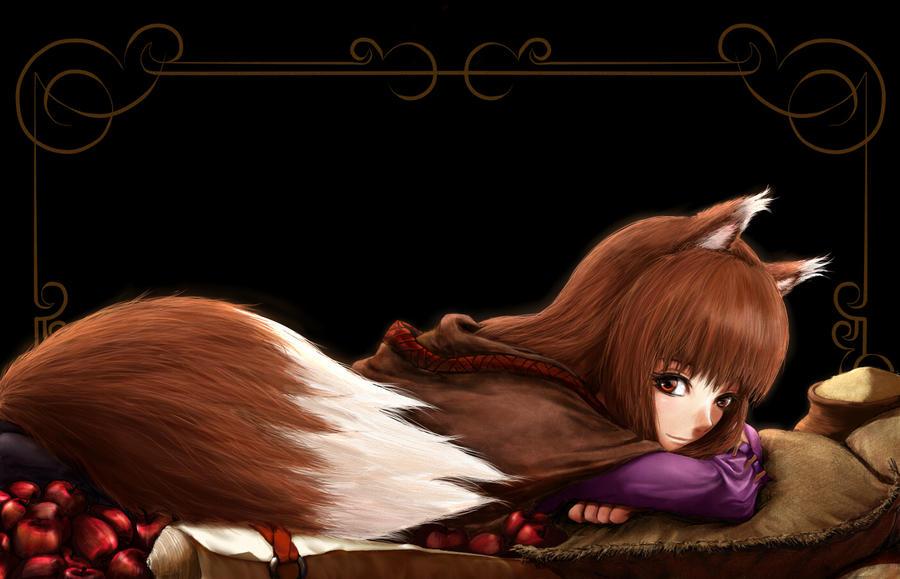 Kenrou Horo :-wheaten tail: