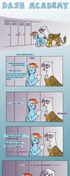 Crtica Akademija - vruce bok 1 by the-princess-ponies