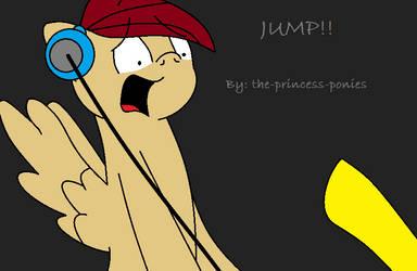 JUMP!! by the-princess-ponies