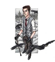 Six of crows - Kaz Brekker